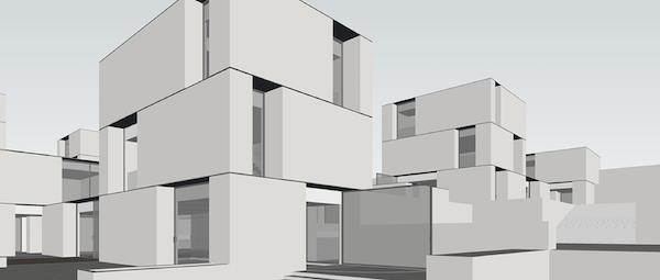 modern structure planning